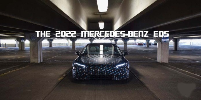 The 2022 Mercedes-Benz EQS Is The Definition of Maximum Electric Luxury