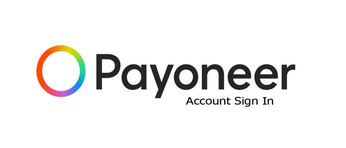 Payoneer Account Sign In
