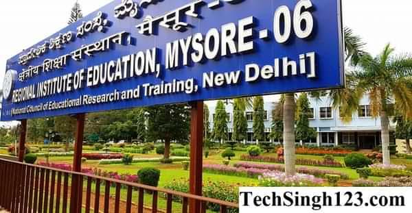 RIE Mysore Recruitment RIE Mysore Bharti RIE मैसूर भर्ती