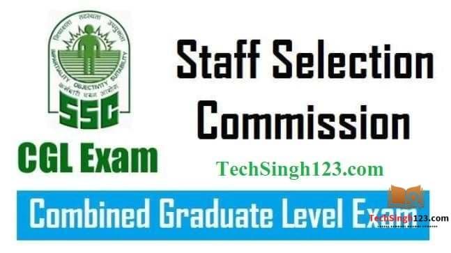 SSC Recruitment SSC CGL भर्ती कर्मचारी चयन आयोग भर्ती