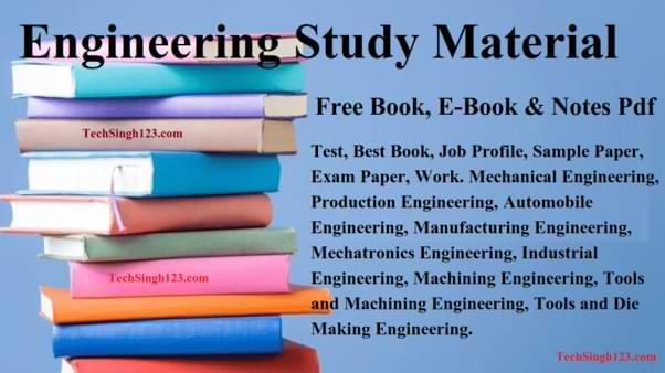 EngineeringStudy Material