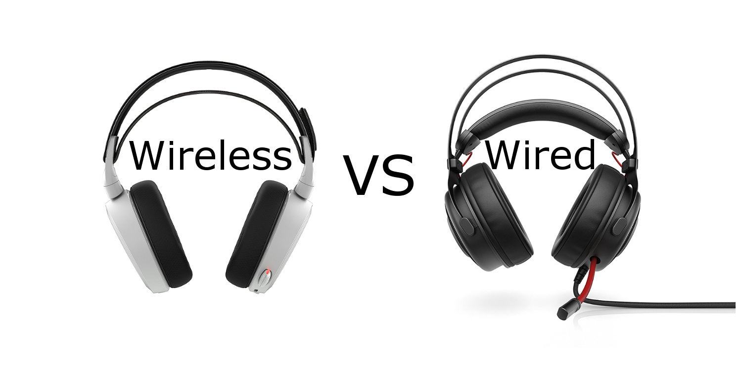 Differences between wired and wireless PC gaming headsets - TechSiting