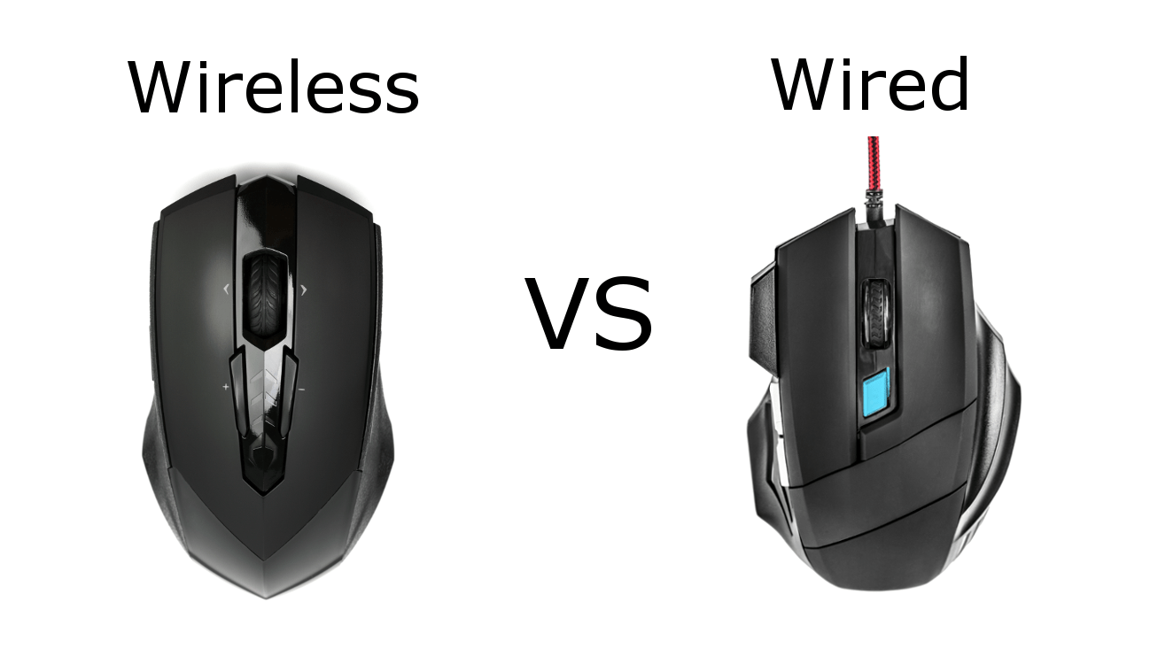 Differences Between Wired and Wireless Gaming Mice - Tech Siting