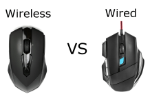 Wired vs Wireless Gaming Mice TechSiting