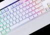 White RGB Mechanical Keyboard