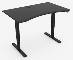 evodesk gaming standing desk