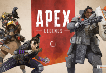Apex Legends loading screen