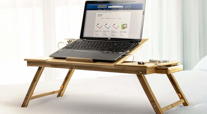 Bed Laptop Stand