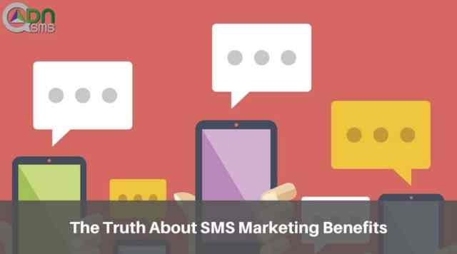 SMS Marketing Benefits