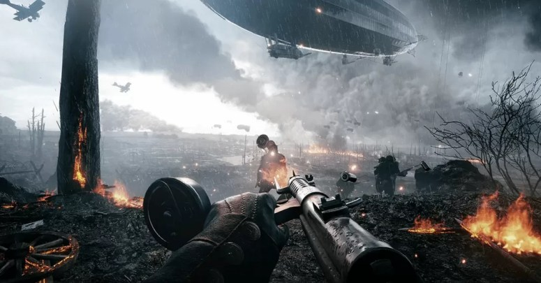 Battlefield 1 Benchmarked: Graphics & CPU Performance