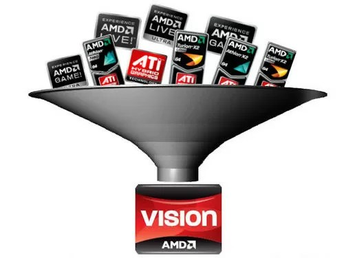 AMD Simplifies Chip Labeling