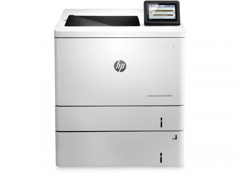 Hp Color Laserjet Enterprise M553 Series Reviews And