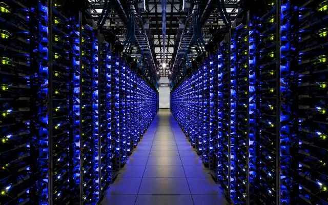 Google Data Centers - 7