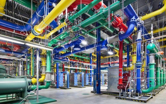 Google Data Centers - 8