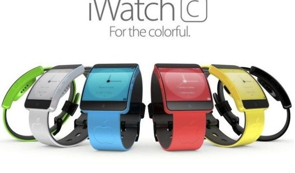 Concept Apple iWatch