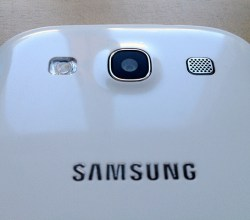 Samsung Galaxy S3 camera