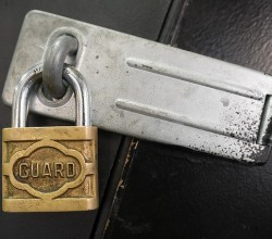 A safe lock