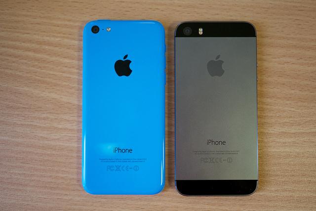 iPhone5S & 5C