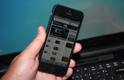 BYOD on iPhone