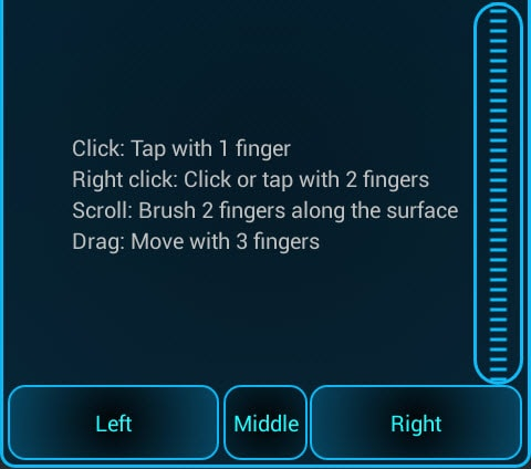 Control PC from android/iOS using Bluetooth or wifi