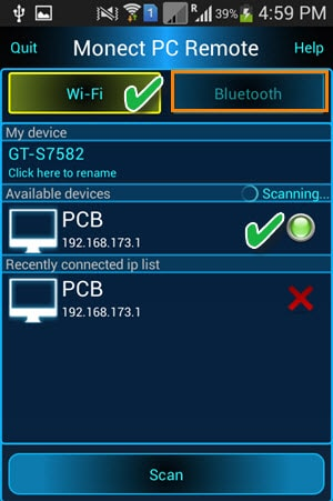 By Photo Congress || Download Monect Pc Remote Android