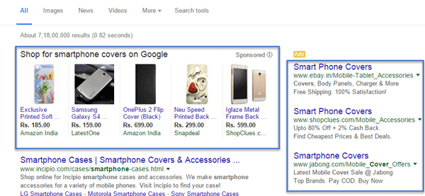 Google-ads-on-results-page