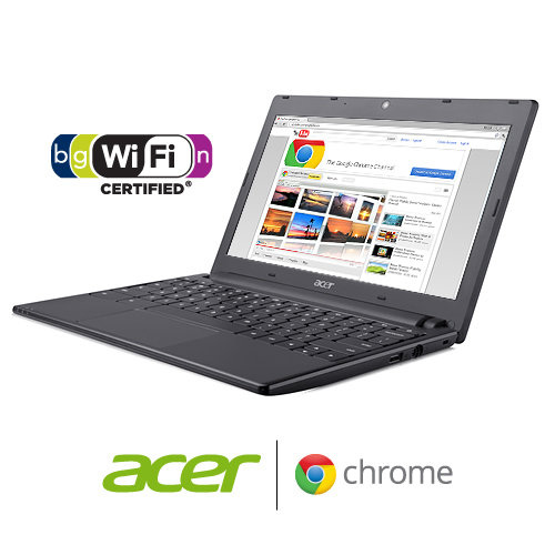 Acer Chromebook Features Specifications