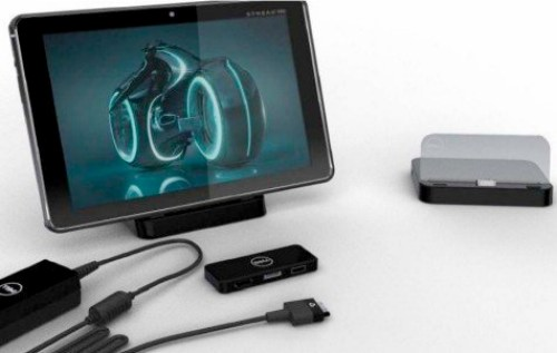dell streak pro tablet features