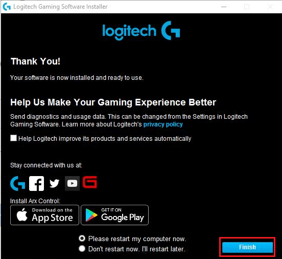 Solved How To Fix When Logitech Gaming Software Not Detecting Mouse