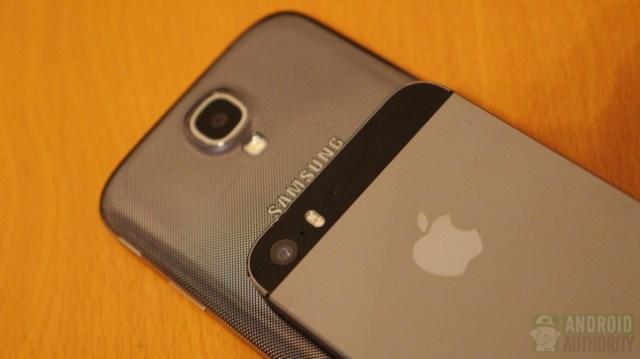 Apple iPhone 5s vs Samsung Galaxy S4 aa 9