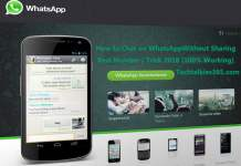 How to Chat on WhatsApp without Sharing Whatsapp Real Number