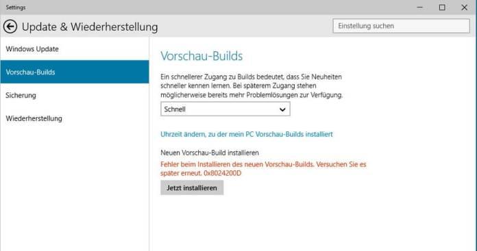 Solution Windows Update Error 0x8024200D [Fixed]Solution Windows Update Error 0x8024200D [Fixed]