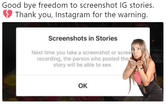 How to Take Screenshots of Instagram Stories Secretly Tricks 2018