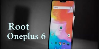 Root Oneplus 6 without Computer