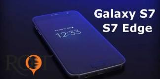 Root Samsung Galaxy S7S7 Edge