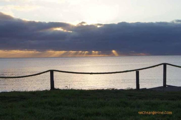 Sunrise at Ingonish