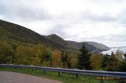 Cabot Trail in Perspective