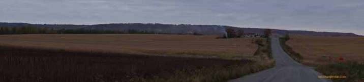 Fields in Annapolis (Panorama)