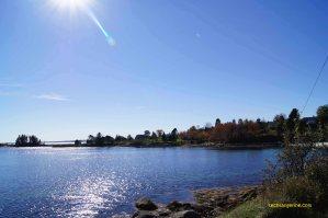 Fall at St Margarets Bay