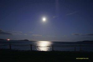 Moonrise in Ingonish