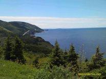View of Cabot Trail Cape Breton