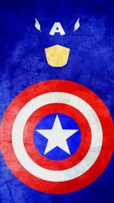 Captain America - iPhone 6 Plus homescreen wallpapers