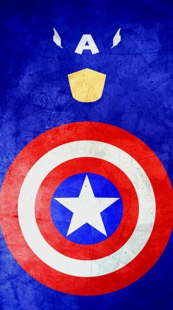 Captain America - iPhone 6 Plus homescreen wallpapers