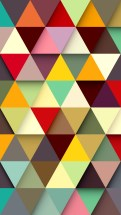 Colorful Geometry - Wallpapers for iPhone