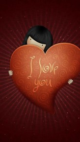I Love You - valentines day wallpapers