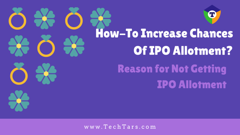 Increase Chances of IPO Allotment