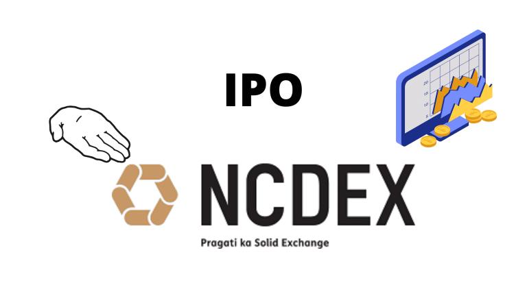 ncdex ipo details