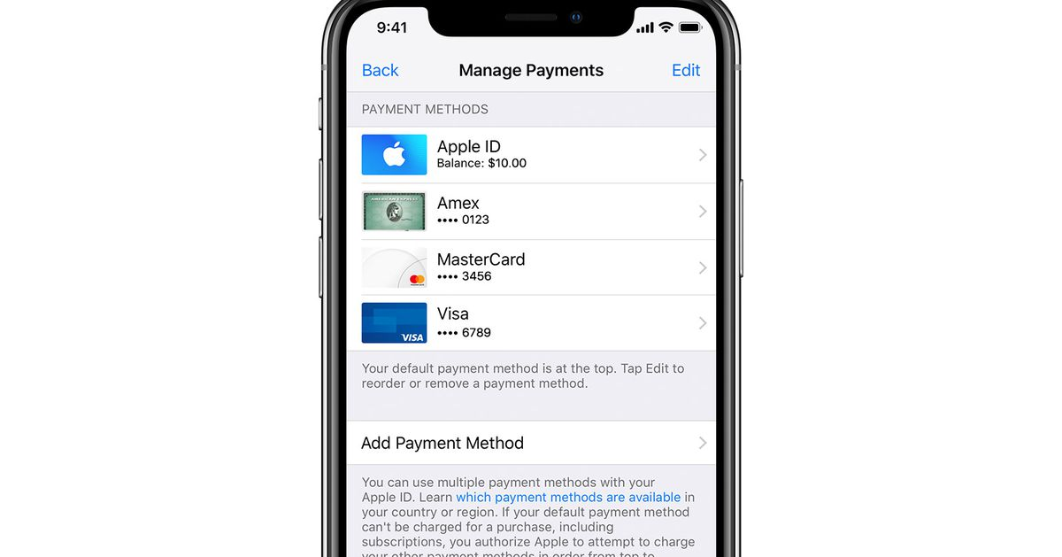 You can now use Apple Pay for iTunes, App Store, Apple