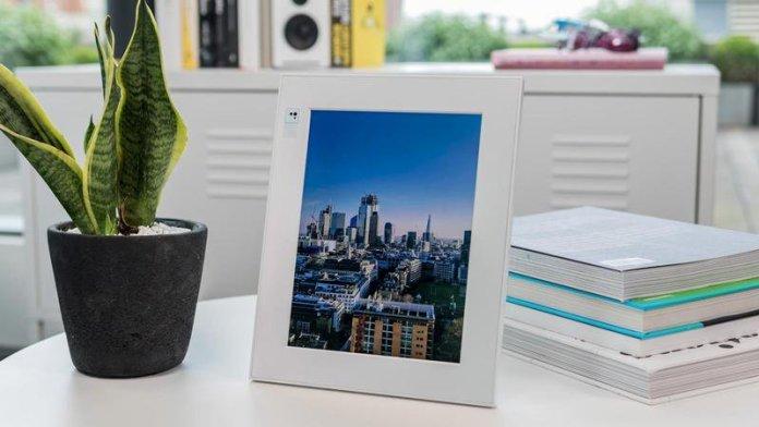 Aura Digital Photo Frame review - TECHTELEGRAPH