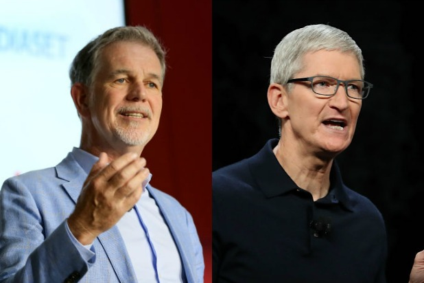 netflix gets acquired  apple tv  flops  9 media and
